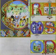 CD Lizard King Crimson