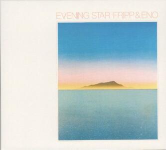 Evening Star - CD Audio di Brian Eno,Robert Fripp