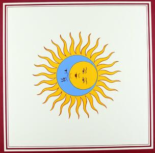 Lark's Tongues in Aspic - CD Audio + Blu-ray di King Crimson