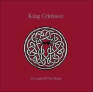 On and Off the Road 1981-1984 - CD Audio + Blu-ray + DVD Audio di King Crimson