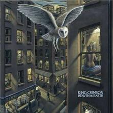 Heaven and Earth 1997-2008 (Limited Box Set Edition) - CD Audio + DVD + Blu-ray di King Crimson