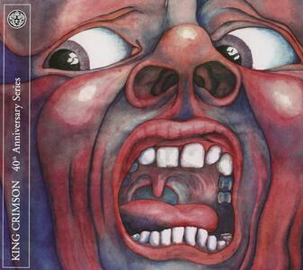 In the Court of the Crimson King (40th Anniversary Editions) - CD Audio + DVD di King Crimson