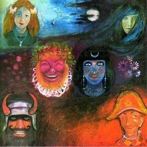 In the Wake of Poseidon - CD Audio + DVD di King Crimson