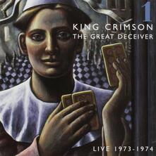 The Great Deceiver vol.1 - CD Audio di King Crimson