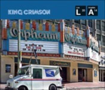 Live at the Orpheum - CD Audio + DVD Audio di King Crimson