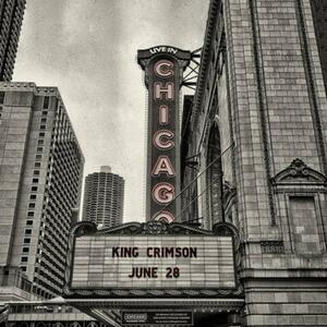 Official Bootleg. Live in Chicago - CD Audio di King Crimson