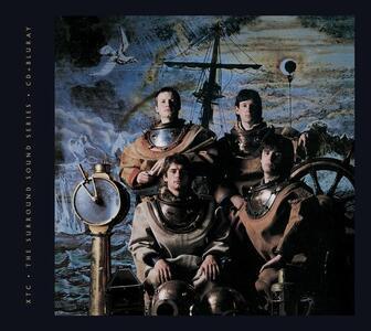 Black Sea - CD Audio + Blu-ray di XTC