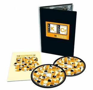 The Elements Tour Box 2018 - CD Audio di King Crimson