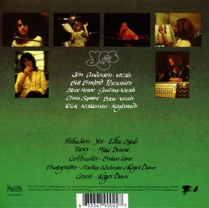 Close to The - CD Audio + Blu-ray di Yes - 2