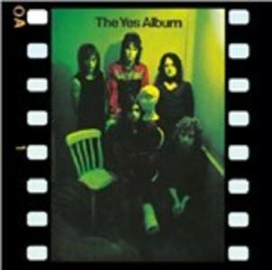The Yes Album - CD Audio + DVD di Yes