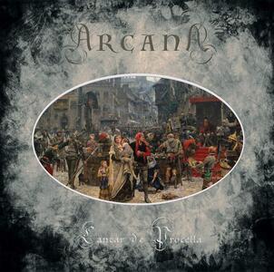 Cantar De Procella - CD Audio di Arcana