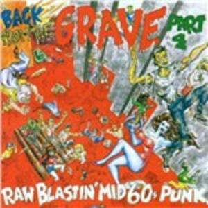 Back from the Grave 4 - CD Audio