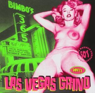 Las Vegas Grind vol.3 - CD Audio