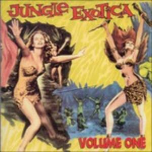 Jungle Exotica vol.1 - CD Audio