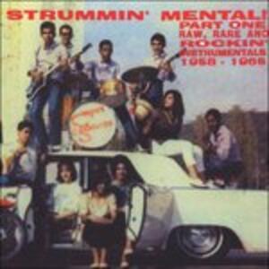 Strummin' Mental 1 - CD Audio