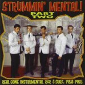 Strummin' Mental vol.2 - CD Audio