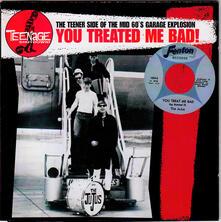 You Treated Me Bad - CD Audio