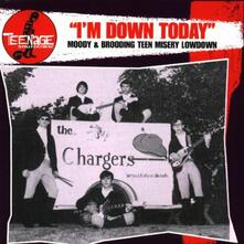 I'm Down Today - CD Audio