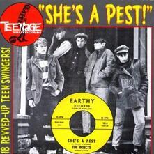 She's a Pest -Teenage - CD Audio