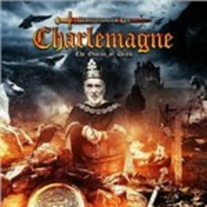 Charlemagne. The Omens of Death - CD Audio di Christopher Lee