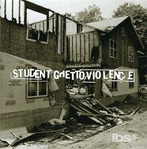 Student Ghetto Violence - CD Audio di Asshole Parade