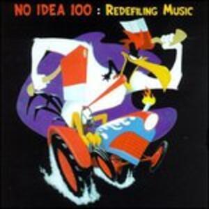 No Idea 100.redefiling - CD Audio