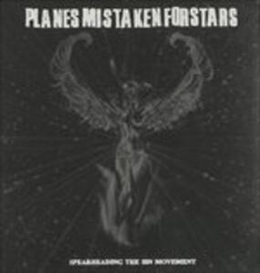 Spearheading the Sin Move - CD Audio Singolo di Planes Mistaken for Stars
