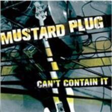 Can't Contain it - CD Audio di Mustard Plug