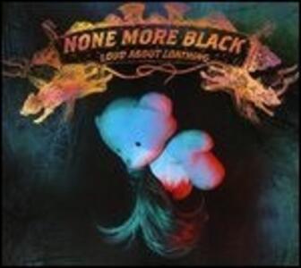 Loud About Loathing - Vinile LP di None More Black