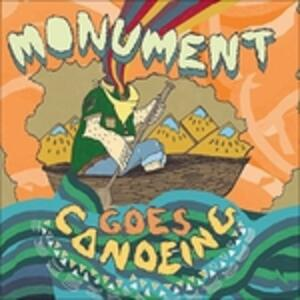 Goes Canoeing - Vinile LP di Monument