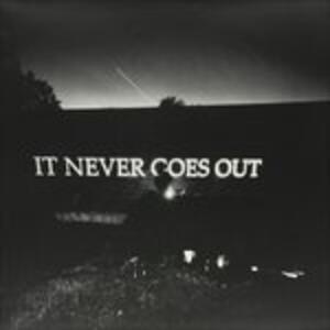 It Never Goes Out - Vinile LP di Hotelier
