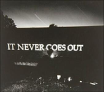It Never Goes Out - CD Audio di Hotelier