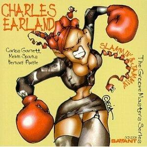 Slammin' & Jammin' - CD Audio di Charles Earland