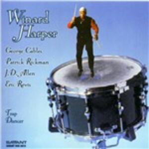 Trap Dancer - CD Audio di Winard Harper