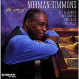 The Art of Norman Simmons - CD Audio di Norman Simmons