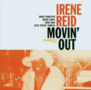 Movin' Out - CD Audio di Irene Reid