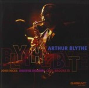 Blythe Byte - CD Audio di Arthur Blythe