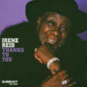 Thanks to You - CD Audio di Irene Reid