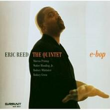E-bop - CD Audio di Eric Reed