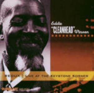Redux: Live at the Keystone Korner - CD Audio di Eddie Cleanhead Vinson