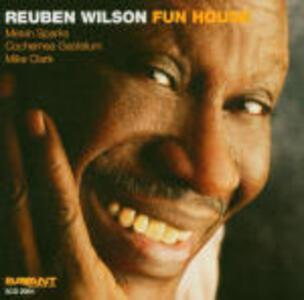 Fun House - CD Audio di Reuben Wilson