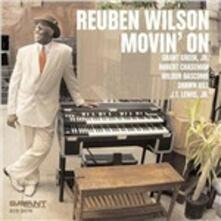 Movin' On - CD Audio di Reuben Wilson