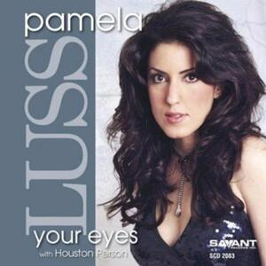 Your Eyes - CD Audio di Pamela Luss