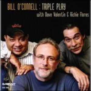 Triple Play - CD Audio di Bill O'Connell