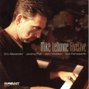 Fiveline - CD Audio di Mike LeDonne