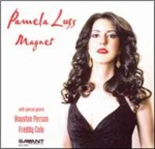 Magnet - CD Audio di Pamela Luss
