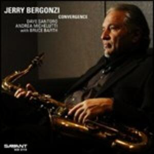 Convergence - CD Audio di Jerry Bergonzi
