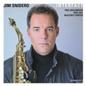 Interface - CD Audio di Jim Snidero