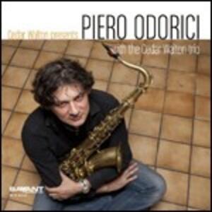 Cedar Walton Presents Piero Odorici - CD Audio di Cedar Walton,Piero Odorici