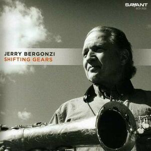 Shifting Gears - CD Audio di Jerry Bergonzi